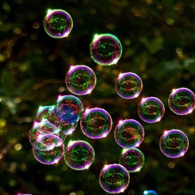 バブル崩壊
